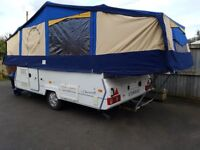 Wanted Folding Camper - Conway Crusader / Pennine Pathfinder - Somerset based