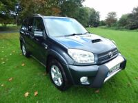 2005 TOYOTA RAV4 2.0 D-4D XT-R 5DR - EXCELLENT CONDITION (FULL 4WD MODEL!)- JUST SERVICED