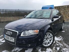 2006 06 AUDI A4 *DIESEL* 2.0 TDi 140 SE - *FEB 2019 M.O.T* - ONLY 2 KEEPERS - FULL AUDI HISTORY!