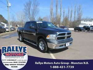 2016 Ram 1500 ST! 4x4! Hitch! Alloy! ONLY 23K!