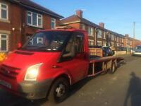 2004 ford transit recovery 125 bhp big bed 11 months mot