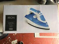 Tesco iron
