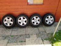 VW Golf mk4 alloys