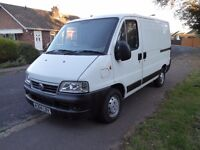 2004 FIAT DUCATO 2.3JTD, only 2 OWNERS, HPI clear, Nice Clean Van, 1 year MOT