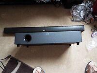 Logik L32SWLB16 Soundbar with Wireless Sub Woofer 170W