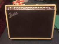 Fender Supersonic Twin Blonde 2x12 Combo