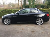 Top Spec model, Leather seats, parking sensors, Bluetooth, M Sport kit