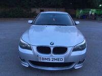 BMW 530D AUTO M SPORT 2005 4dr Auto PRIVATE PLATE (INCLUDED) BM5