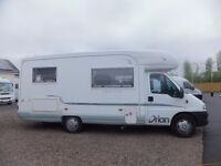 Autosleeper Orion Aquilas Motorhome for sale