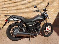 Lexmoto ZSB - Ideal Learner Bike