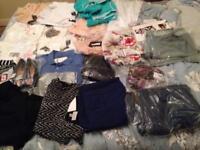 Job lot brand new clothes