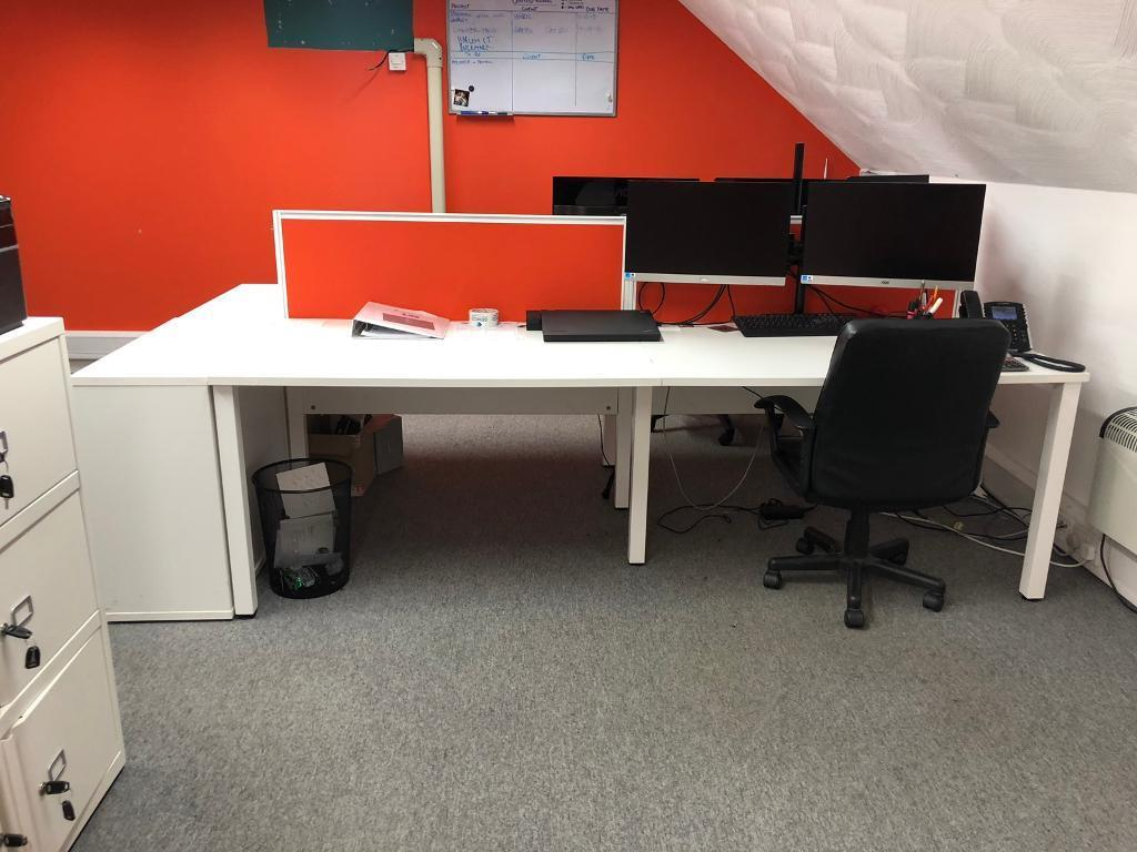 Modern office furniture job lot for sale ideal for complete office set up