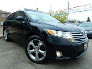 2009 Toyota Venza V6 AWD | LEATHER | PANORAMIC ROOF | BACK UP CA
