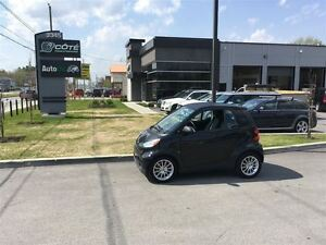 2011 smart fortwo Pure/Eco