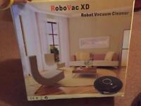 Robot vac vacuum cleaner