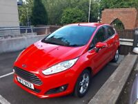 Ford fiesta zetec ecoboost, free tax, mot till may 2019, Perfect condition, cheap first car