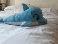 Blu blu the interactive dolphin