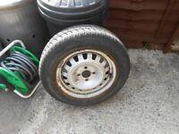 astra spare wheel