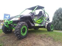 2016 Arctic Cat Wildcat X Limited EPS