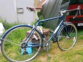 Raleigh Clubman Steel retro touring bike