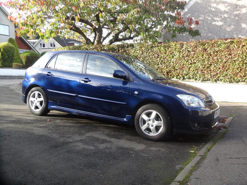 Toyota Corolla 1.6 Petrol T3 Hatchback