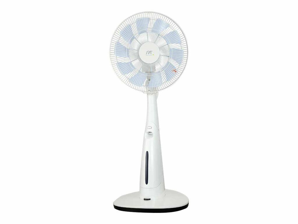 SPT SF-3314MD Energy Saving DC-Motor Indoor Misting Fan With ...