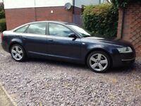 Audi A6 SATNAV - 12 Moths MOT - S Line Wheels - New Tyres & Brakes - Excellent Condition