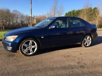 2004 Lexus IS200 2.0 Fully Loaded & 1 Year MOT! Not Mondeo Vectra Astra BMW