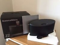 Bowers and Wilkins Z2 Speaker - Lightening Dock and AirPlay