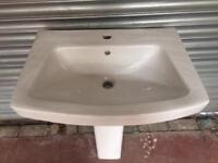 Brand new wash basins