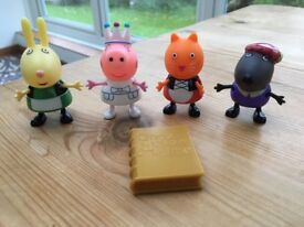 Peppa Pig Once Upon A Time 5-Figure Pack