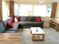 Brand New Static Caravan For Sale at Sandy Bay Holiday Park, FREE site fees for 2017, Low Deposits