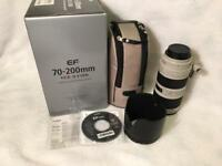Canon EF 70-200 f2.8 IS II USM L-Series Zoom Lens