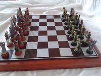 The Bright Host Fantasy Chess Set