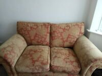 Two-seater sofa to give away