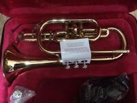 John packer cornet