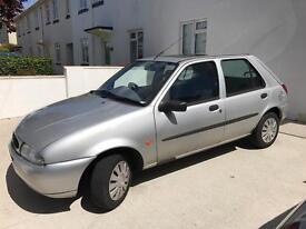 1998 Ford Fiesta - 1242cc - Auto
