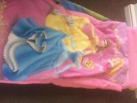 Readybed covers princess and toy story