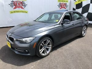 2016 BMW 3 Series 320i xDrive, Automatic, Leather, Sunroof, AWD