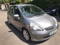 55 Plate 2005 Honda Jazz 1.4 SE - 5 door - Mot Jan 2019