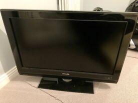 "32"" Phillips HD 720p TV"