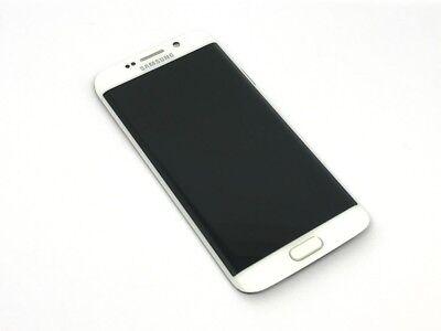 Pantalla Original Samsung Galaxy S6 EDGE Blanco swap segunda mano  Castellón de la Plana