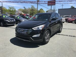 2013 Hyundai Santa Fe Sport 2.4 Luxury(Only $172 bi weekly, OAC)