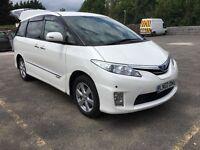 Toyota Estima 2.4 5dr HYBRID, AUTO 8 SEATERS 2011