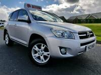 April (Facelift) 2010 Toyota Rav4 2.2 Xtr D-4d 4x4! Full Leather! FSH! Excellent Finance Packages!