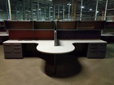 Haworth Office Cubicle Furniture