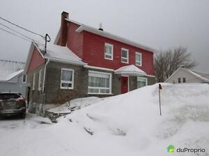 160 000$ - Maison 2 étages à vendre à Riviere-Ouelle