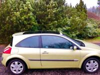 Renault Megane 1.4, 11 Months MOT, 89000 Miles, Full Panoramic Glass Roof