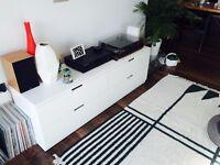 Chest of 4 Drawers NORDLI Ikea