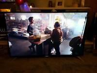 Tv 49inch led full 1080 hd sharp